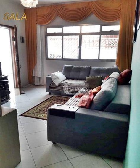 Casa Com 2 Dormitórios À Venda, 138 M² Por R$ 650.000,00 - Centro - São Bernardo Do Campo/sp - Ca0295