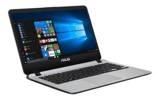 Laptop Asus 14 Core I3-7020u 1tb 4gb+16optane Windows 10 Pro