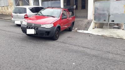 Fiat Strada 1.8 Trekking Ce Flex 2p
