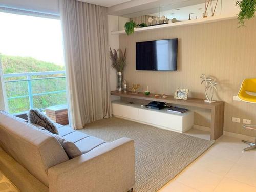 Apartamento Com 2 Dormitórios À Venda, 84 M² - Tortuga - Guarujá/sp - Ap11258