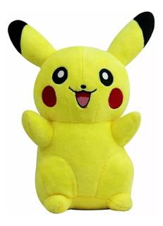 Peluche Pikachu Pokemon 23 Cm