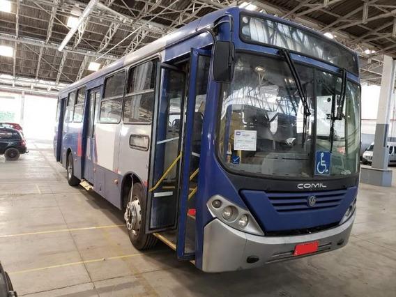 Micrão Comil Svelto Seminovo Volks Bus Revisado Garantia