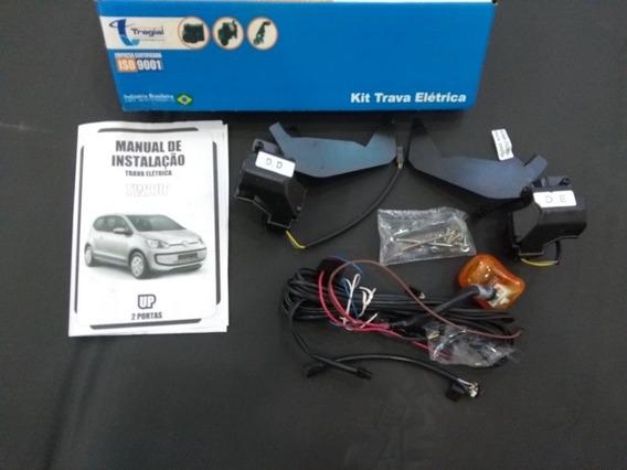 Kit Trava Eletrica Up 2 Portas Original Volkswagen