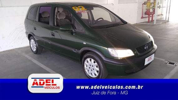 Chevrolet Zafira 2.0 Mpfi Cd 8v Gasolina 4p Manual