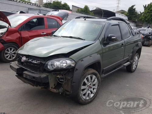 Fiat Strada 1.8 16v Adventure Cd Flex 3p 2014 Venda Pecas