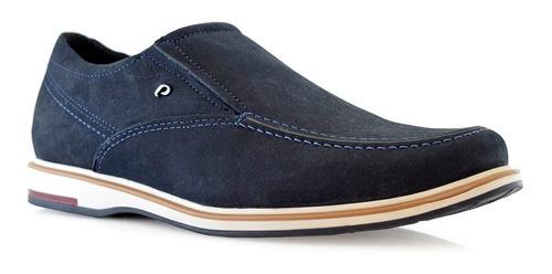 Zapatos Zapatillas Panchas Hombre 125102-06 Pegada Luminares