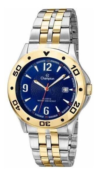 Relógio Champion Prata Ca30203a