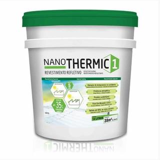 Tinta Térmica Refletiva Nanothermic1, 14 Litros
