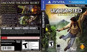 Uncharted Golden Abyss Ps Vita Psn