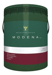 Revestimiento Texturado Grueso Color Int. Ext. Modena 6 Kg (tipo Revear - Tarquini)