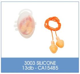 Protetor Auricular Plug Silicone 2un