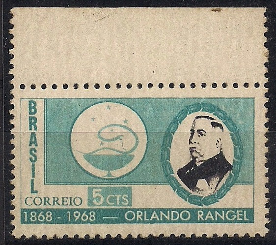 Brasil Variedade - C-589y - Margem De Folha - Nnn