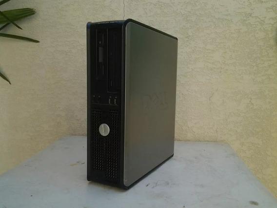 Cpu Dell - 4gb Ram - 80gb Hd - Amd 64