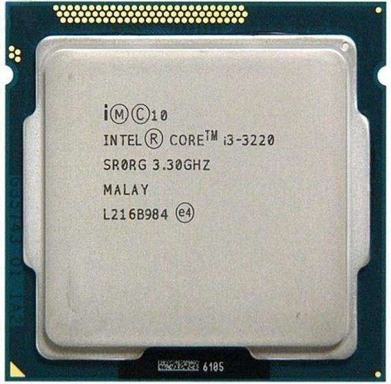 Intel Core I3 3220 3.3ghz De 3º Geração