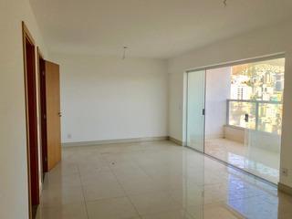Apartamento Com Aproximadamente 120m, 4 Quartos Sendo 1 Suíte Com Closet, Varanda Com Vista Para A Mata Do Parque Aggeo Pio E Lazer Completo! - 4620