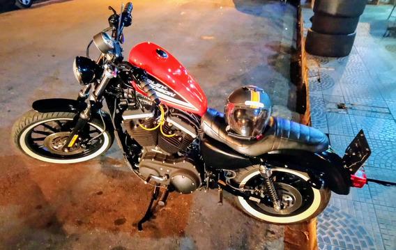 Harley 883 Super Nova