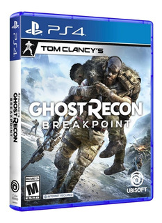 Tom Clancy´s Ghost Recon Breakpoint Ps4