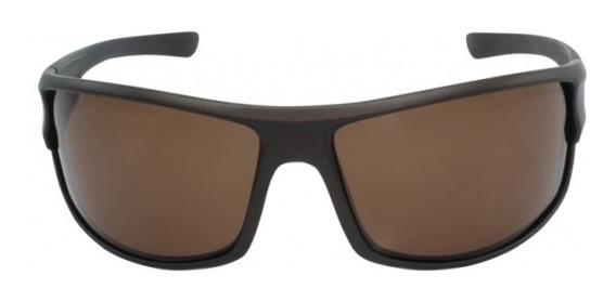 Óculos Saint Matte Brown Polarizado