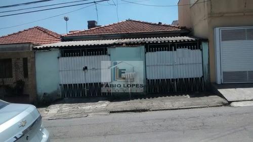 Casa A Venda No Bairro Vila Cecília Maria Em Santo André - - 728-1