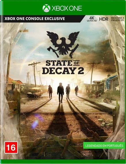 State Of Decay 2 Mídia Digital