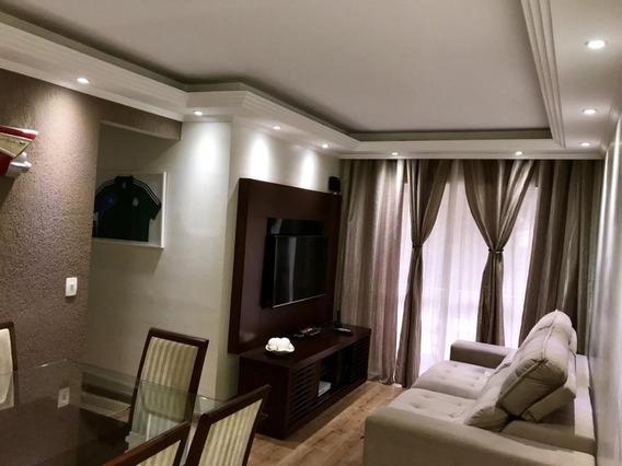 Apartamento Com 3 Dormitórios À Venda, 65 M² Por R$ 424.000 - Freguesia Do Ó - São Paulo/sp - Ap0013