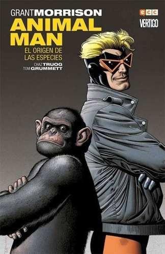 Libro - Comic Animal Man Libro 02: El Origen De Las Especies