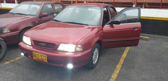Chevrolet Esteem 1600 Full Equipo