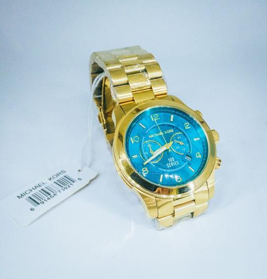 Relógio Feminino Michael Kors Mk8315 Banhado A Ouro