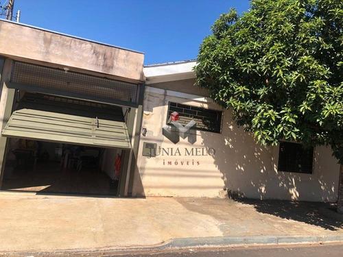 Imagem 1 de 13 de À Venda Por R$ 220.000 Casa Com 3 Dormitórios, 103 M²  - Vila Mariana - Ribeirão Preto/sp - Ca0618