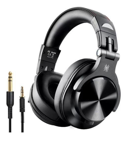 Headphone Headset Dj Studio Oneaudio Fusion A7 Bluetooth 4.2