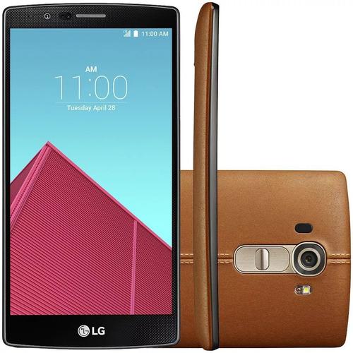 Imagem 1 de 2 de Celular Smartphone LG G4 H818p 32gb Dual Chip 4g Vitrine