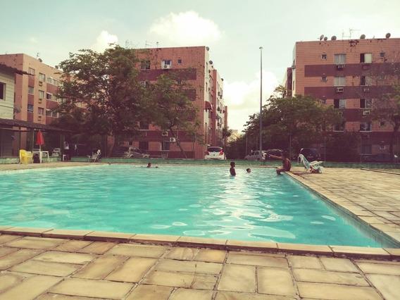 Apartamento 2 Quartos À Venda Em Campo Grande - Rj