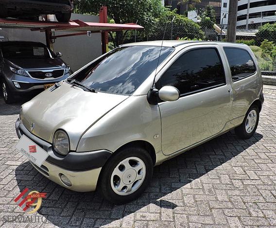 Renault Twingo Dynamique Mt 1.2 2006 Fbu245