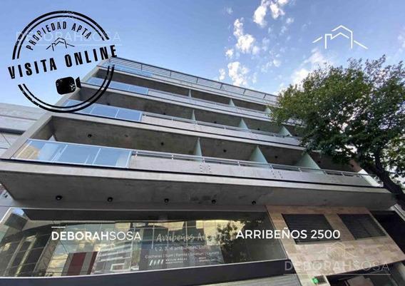 Amplio 3 Ambientes En Duplex Con Balcón Terraza - Belgrano - Coch. Opcional.