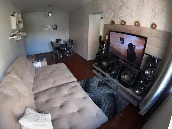 Apartamento Jordanópolis 2 Quartos, Varanda, Portaria 24 H