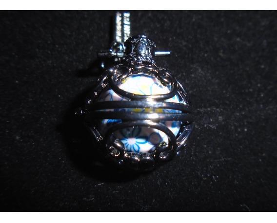Dijes Jaulas Con Llamador De Angeles. Amuletos De Poder