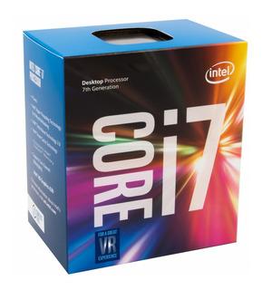Procesador Intel Core I7-7700 Cache De 8m, Hasta 4,20 Ghz