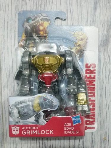 Transformers Grimlock Generación Auténticos Hasbro 2 En 1