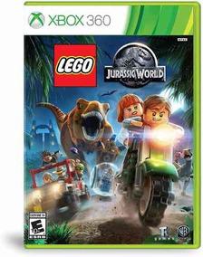 Lego Jurassic World Xbox 360 Disco Fisico
