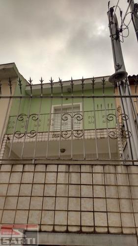 Imagem 1 de 3 de Sobrado Em Santa Terezinha- 02-dormitórios - 02 Suites - St16152