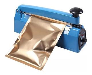 Selladora Envasadora Bolsa Plastico Uso Manual 40cm Embalaje