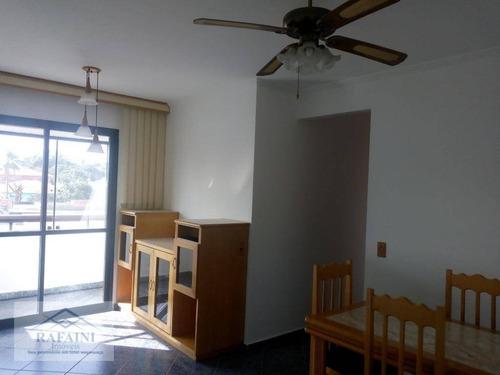 Apartamento Para Locação Com 3 Dormitórios! - Ap0279