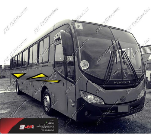 Mascarello Roma 310 Ano 2013 Volvo B270 F Jm Cod.1218