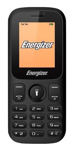 Imagen 1 de 2 de Energizer Energy E10+ Dual SIM 32 MB negro 32 MB RAM