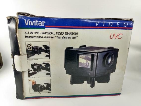 Aparelho Para Digitalizar Filmes 8 Mm Vivitar Uvc Caixa (20)