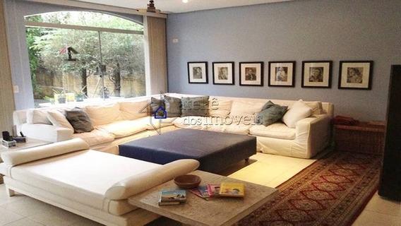Casa Residencial Para Venda Ou Locação, Cidade Jardim, São Paulo. - Ca0057at