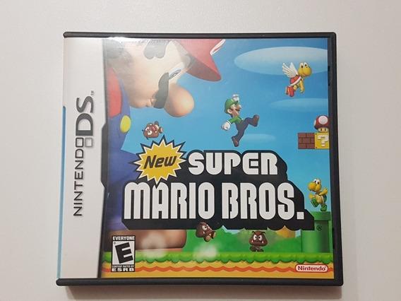 New Super Mario Bros Original Para Nintendo Ds