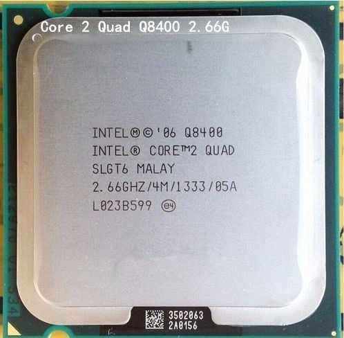 Processador Intel Core 2 Quad Q8400 (2.66ghz/4m)