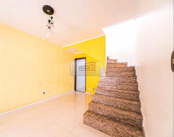 Sobrado Com 2 Dorms, Anchieta, São Bernardo Do Campo - R$ 460 Mil, Cod: 53 - V53