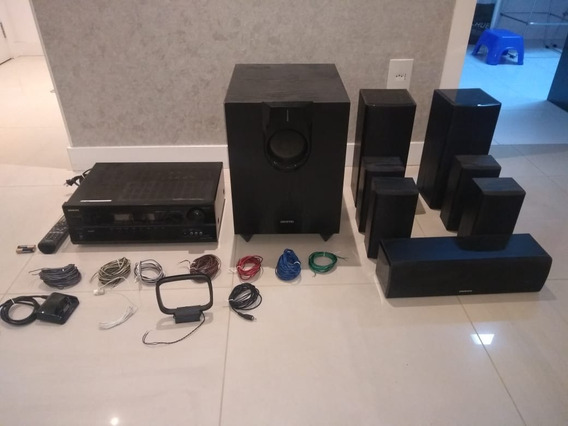 Home Theater Onkyo Ht-r580